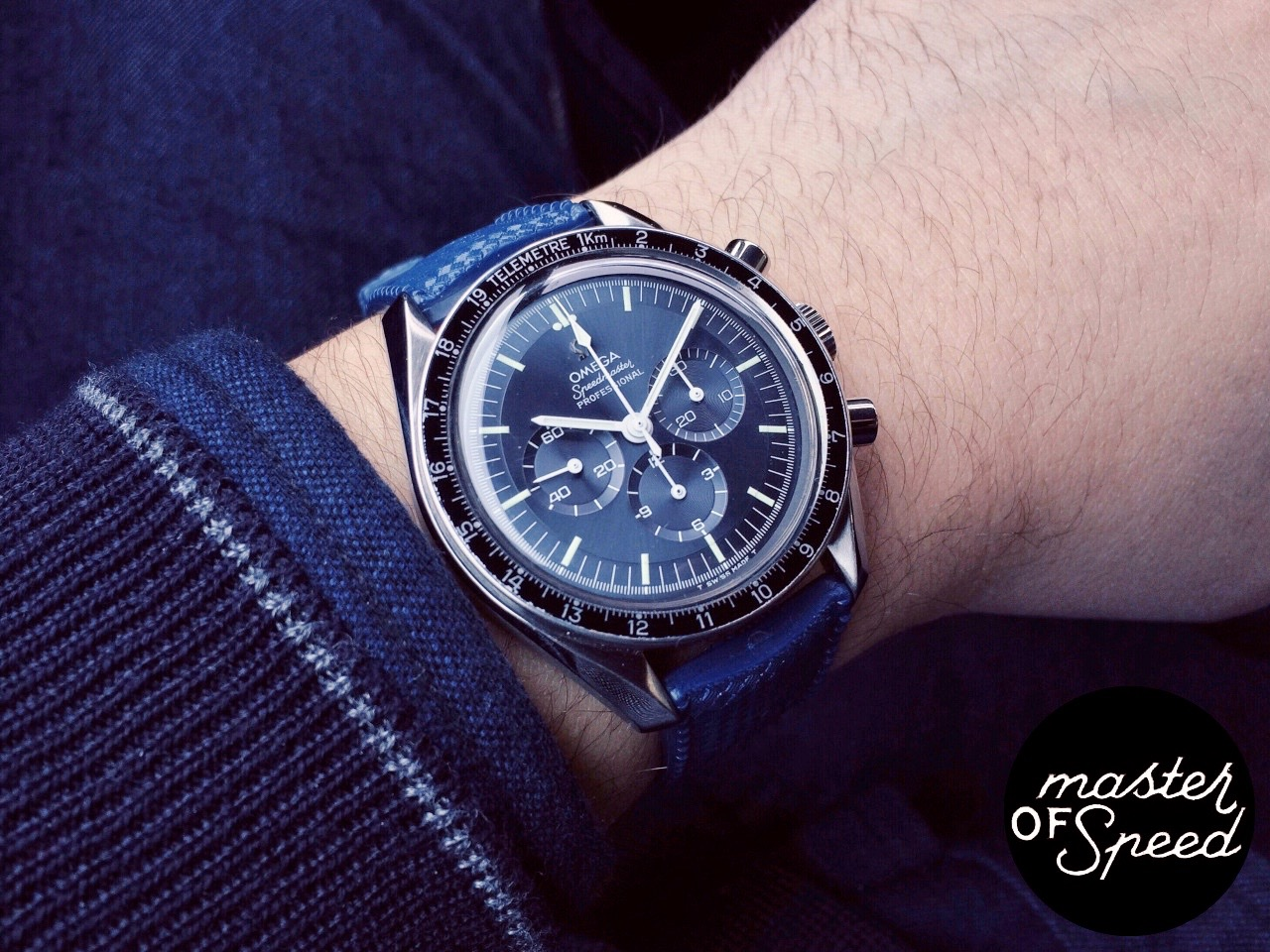 The Master Of Speed Special Speedmaster Interview For Moonwatch Only