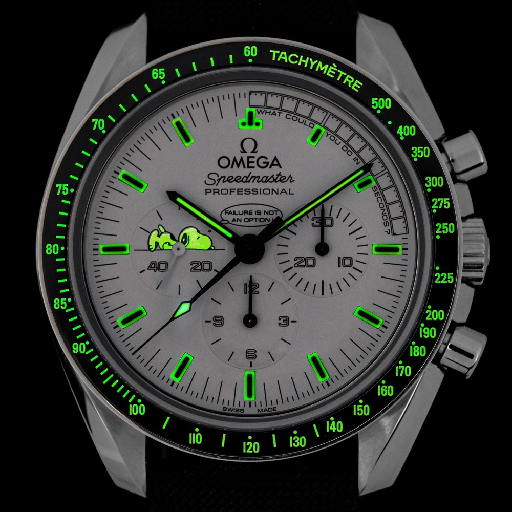 The Snoopy Award Limited Editions Moonwatch Only