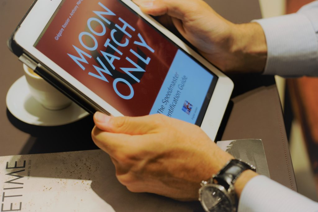 E-MOONWATCH ONLY, L'ENCICLOPEDIA DELLO SPEEDMASTER