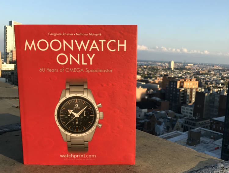 MOONWATCH ONLY <br> BY BESPOKE UNIT