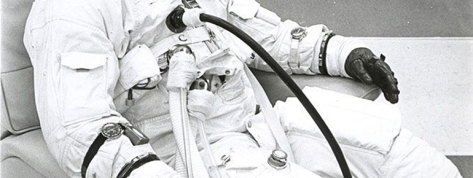 APOLLO 7 SPEEDMASTER <br> MISSING FOR 30 YEARS