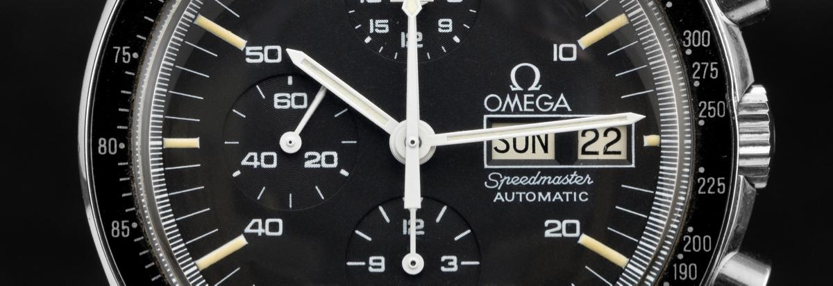 OMEGA SPEEDMASTER AUTOMATIC ST376.0822