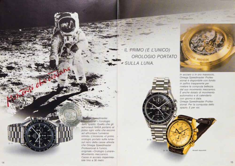 Calendario Lunare 1988.Omega Speedmaster Holy Grail The Complete Review By