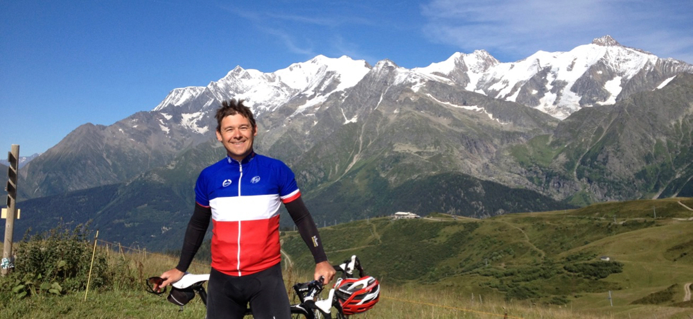 12 QUESTIONS ONLY TO … STEPHANE KLENTZI