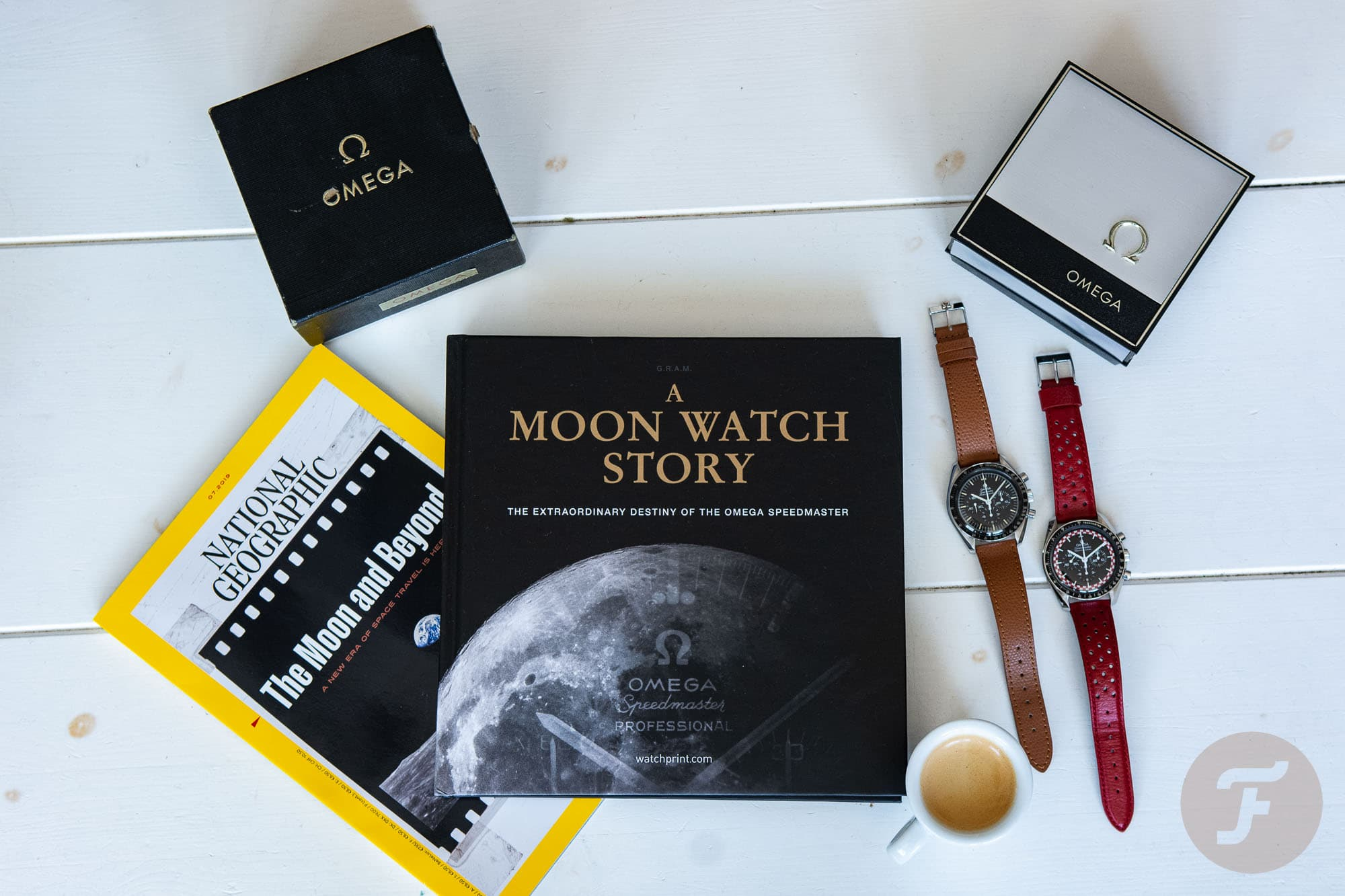 A MOON WATCH STORY – RECOMMENDED BY FRATELLOWATCHES