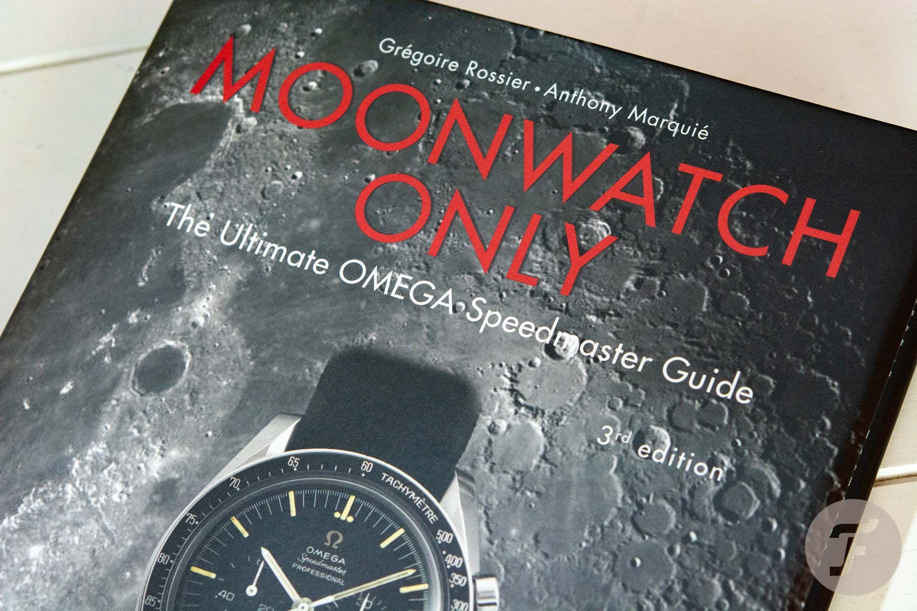 MOONWATCH ONLY 3RD EDITION REVIEW BY FRATELLOWATCHES