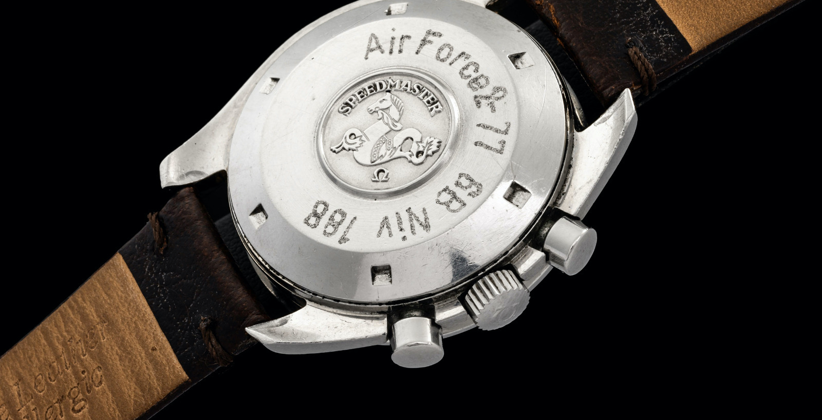 THE RHODESIAN AIR FORCE <BR> OMEGA WATCHES